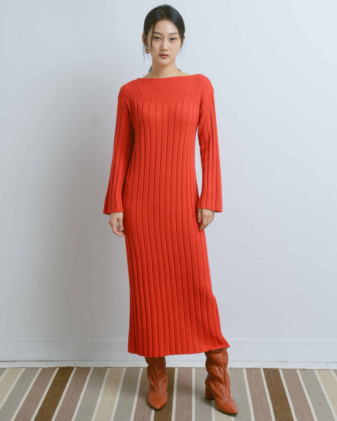 Red Grace Dress