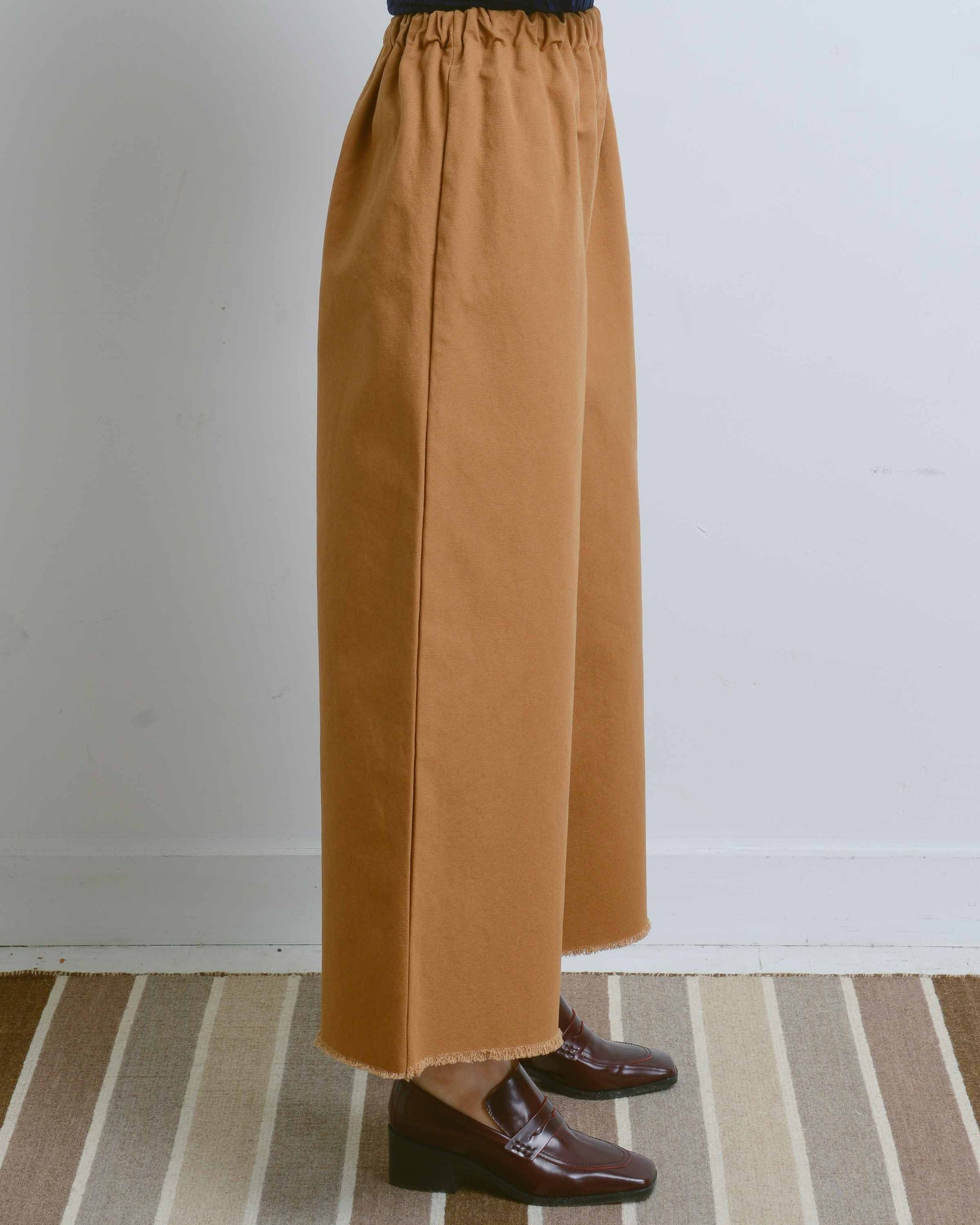 Camel Long Pants