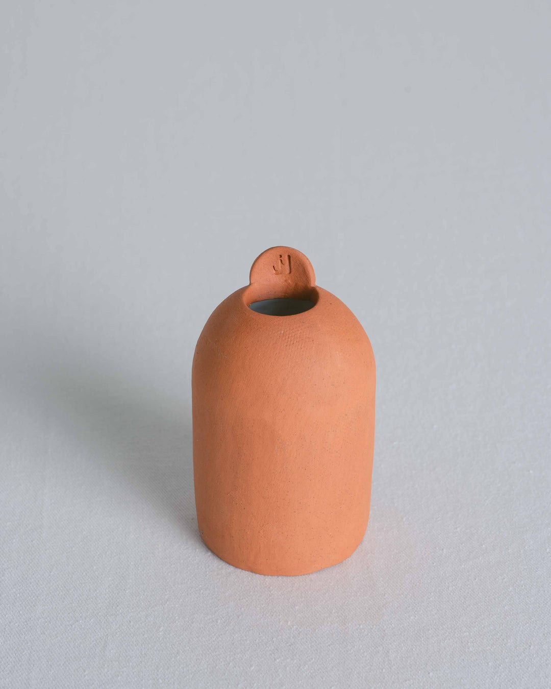 Terra Cotta Tall Cylinder Dome