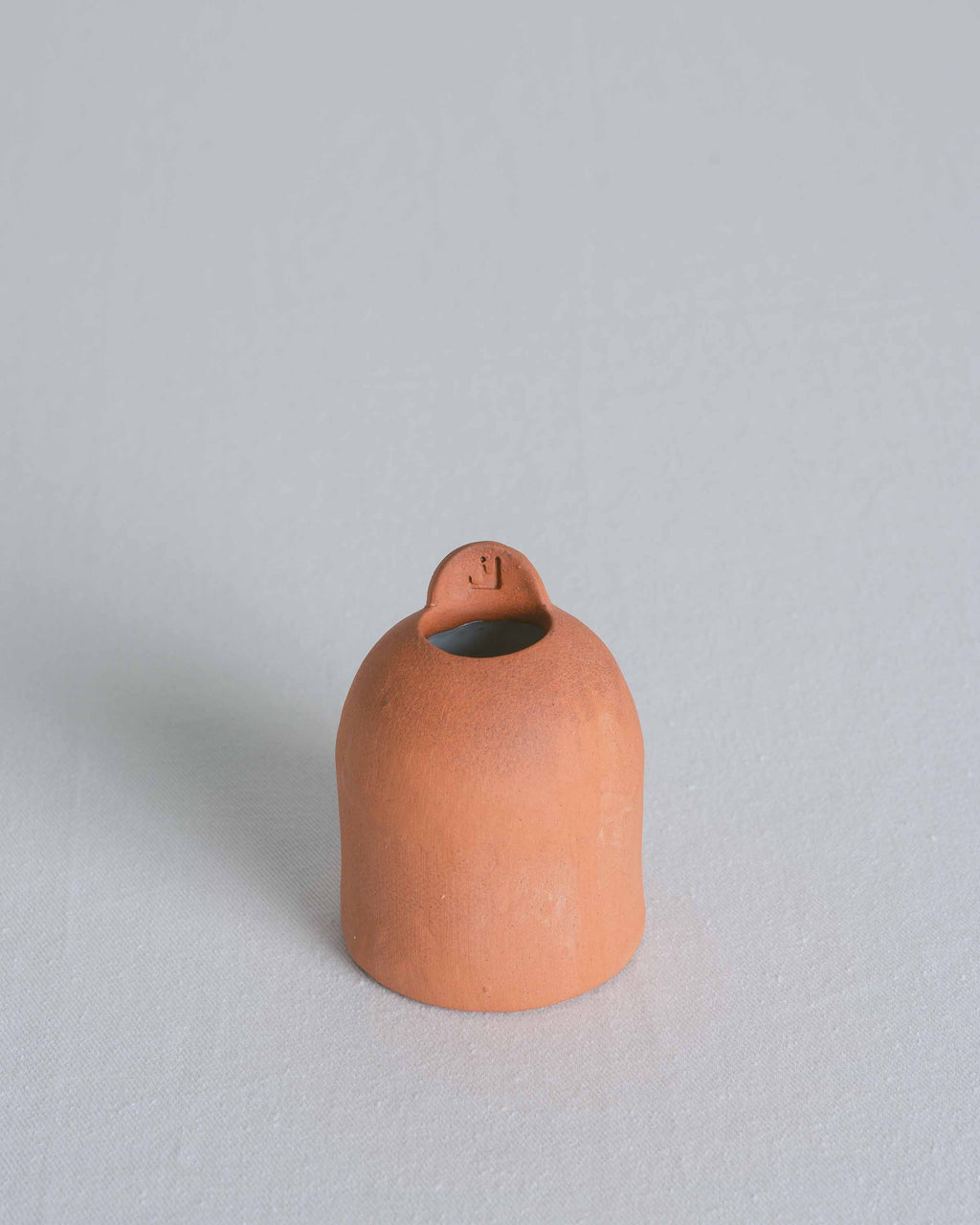 Terra Cotta Short Cylinder Dome