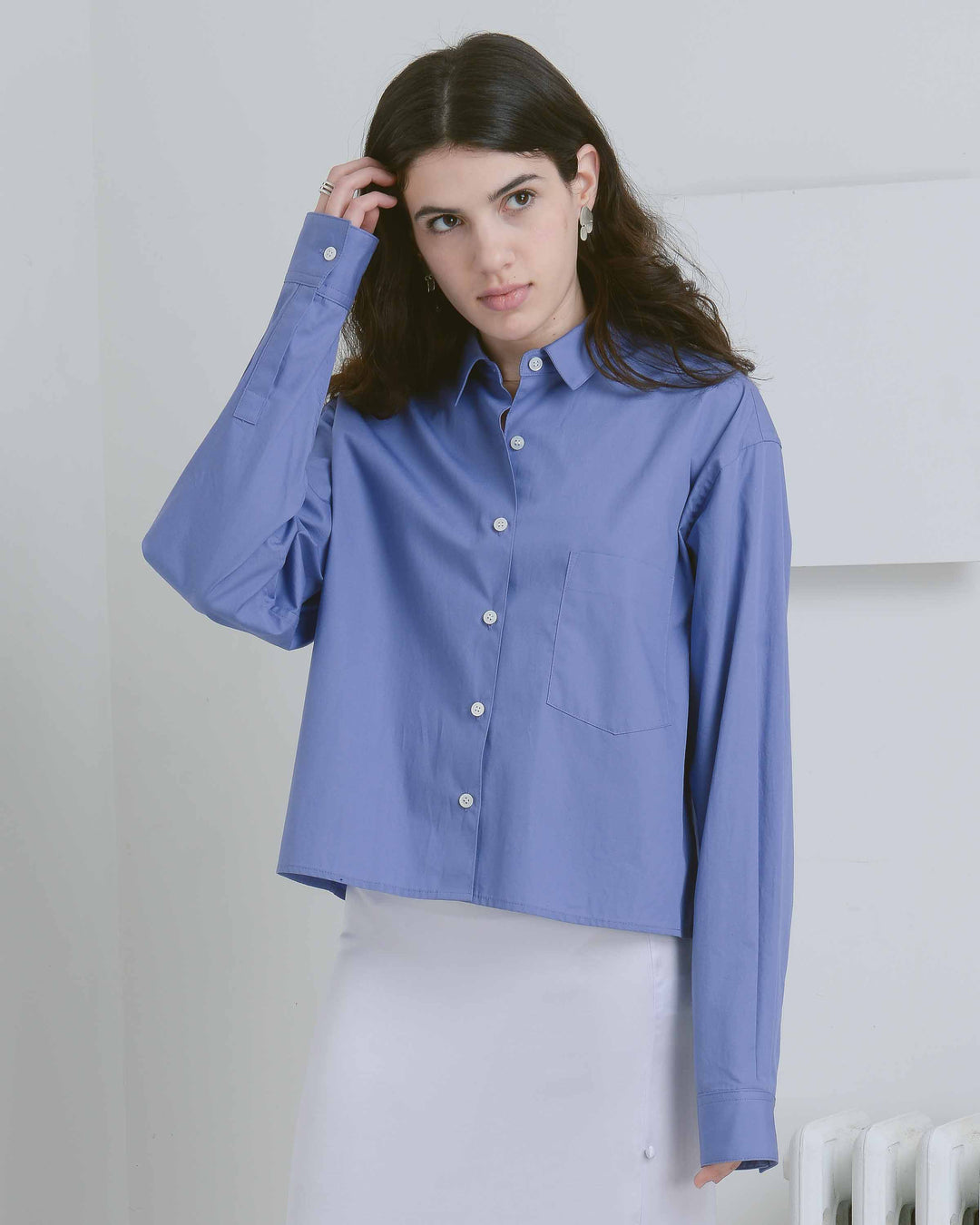 Violet Ruth Boy Shirt