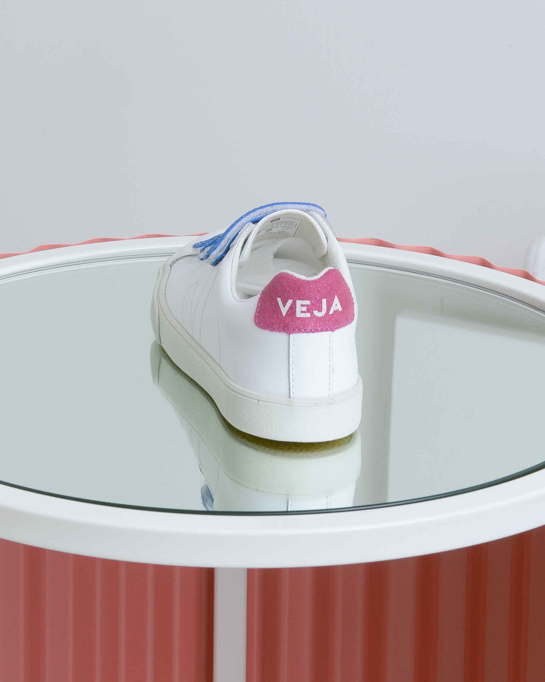 3-Lock Velcro Sneakers
