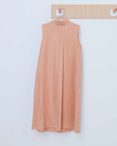 Sleeveless Tie Back Dress