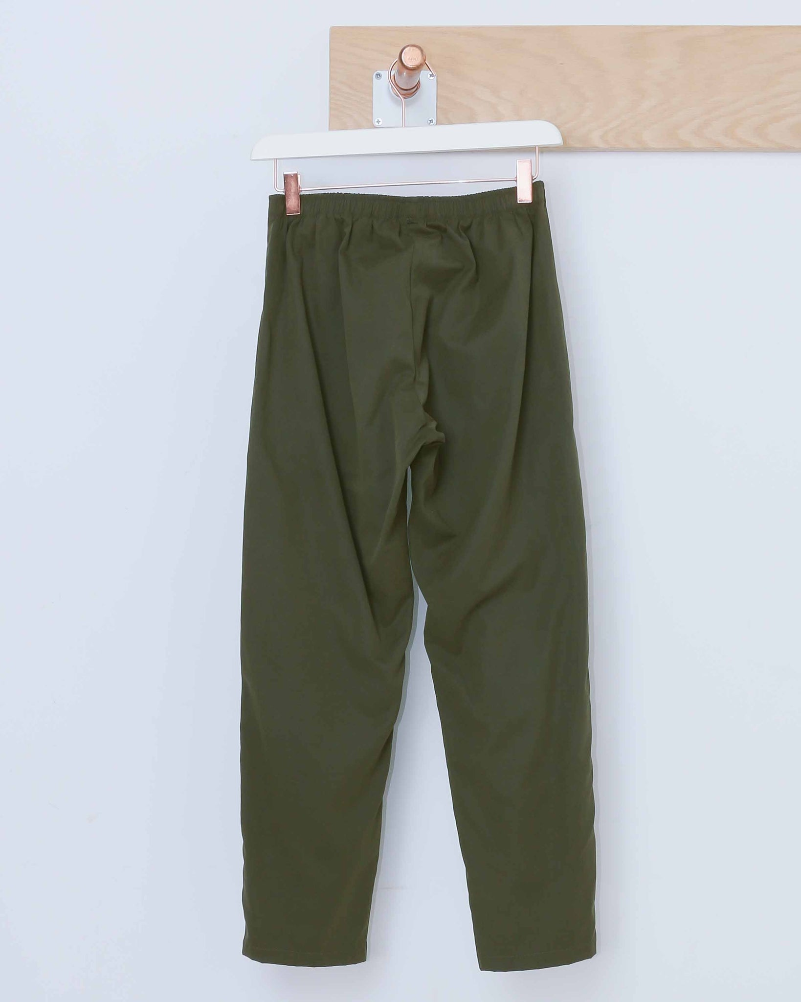 Button Leg Trouser