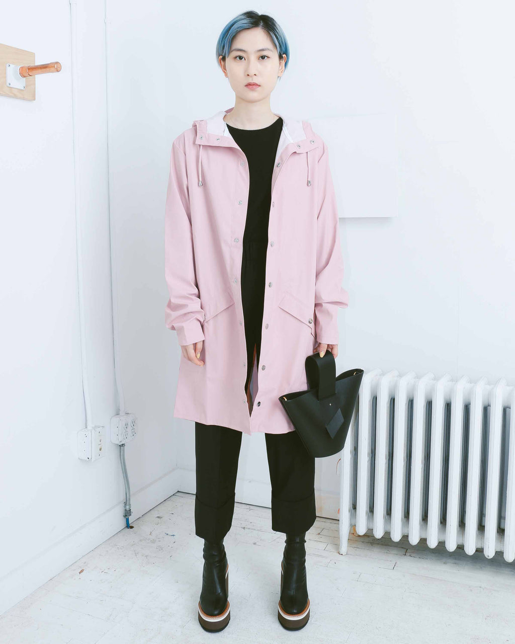 Rose Long Jacket