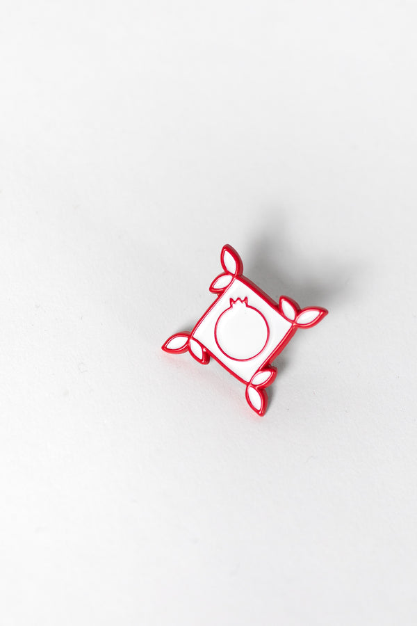 Pomegranate Pin