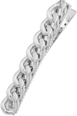 curb chain hairclip