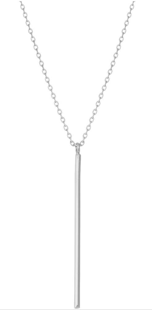 Drop bar pendant