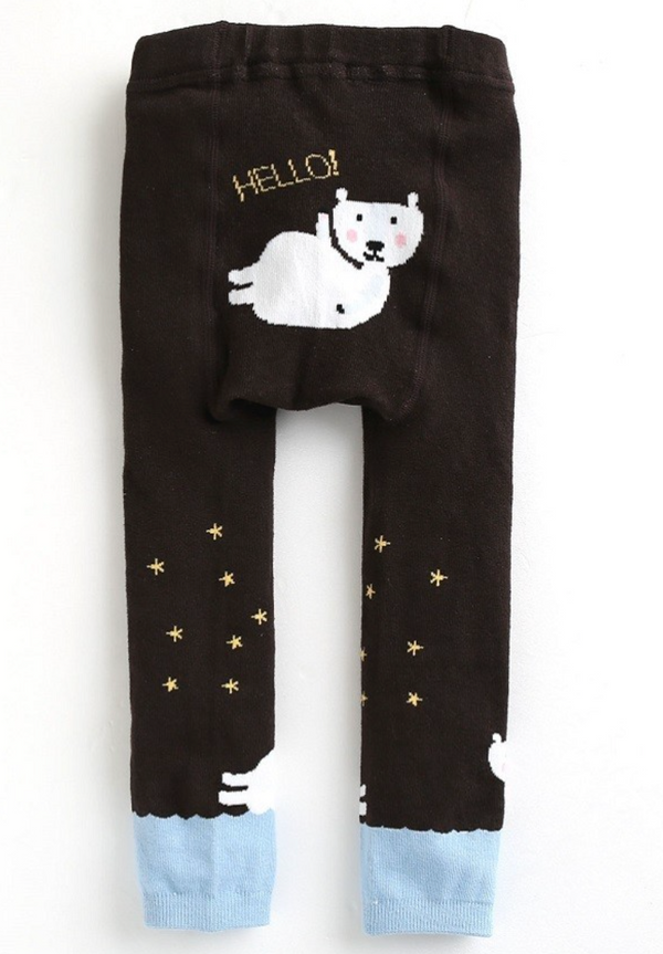 Hello Bear Leggings