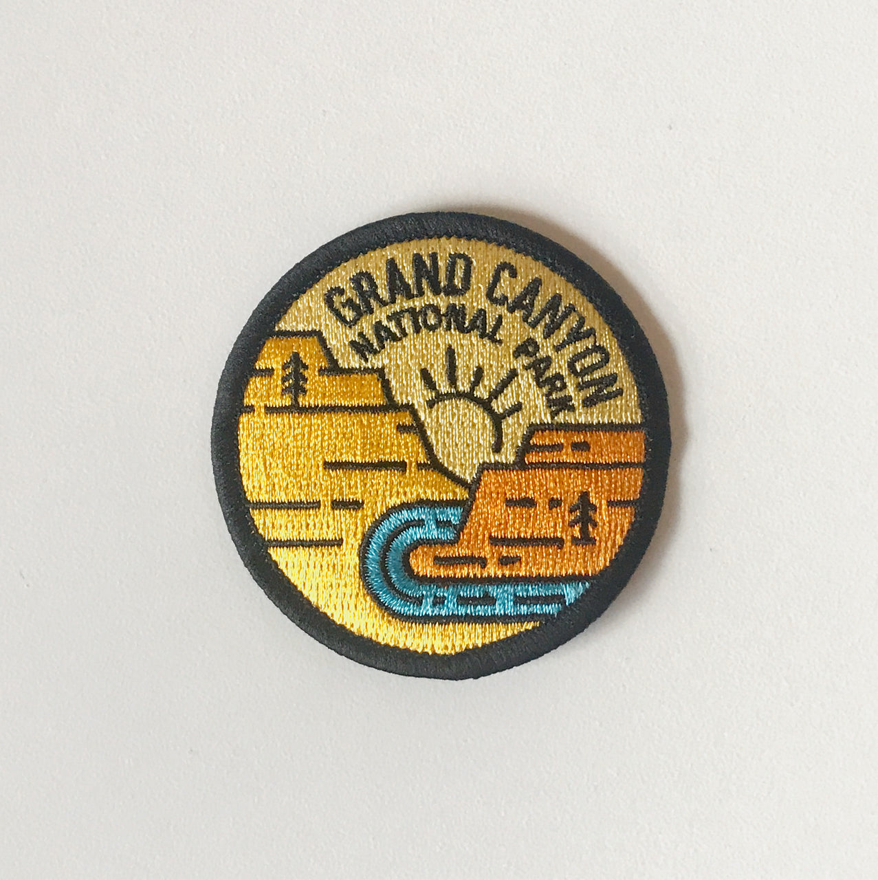 Grand Canyon Badge Patch