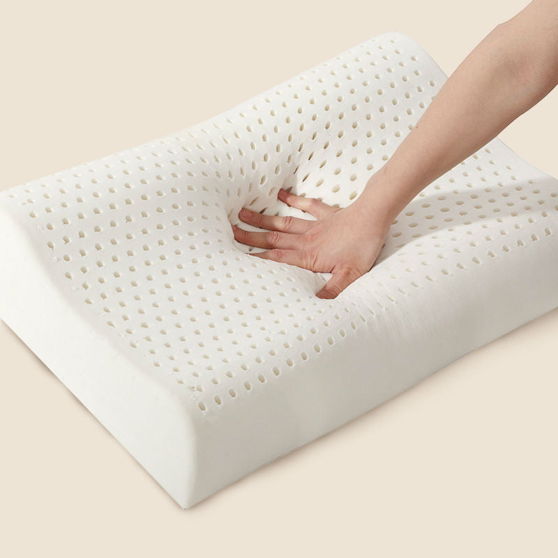 Natural Latex  Breathable Memory Foam Pillow