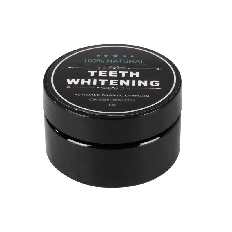 Organic Activated Charcoal Dental Hygiene & Whitening Powder