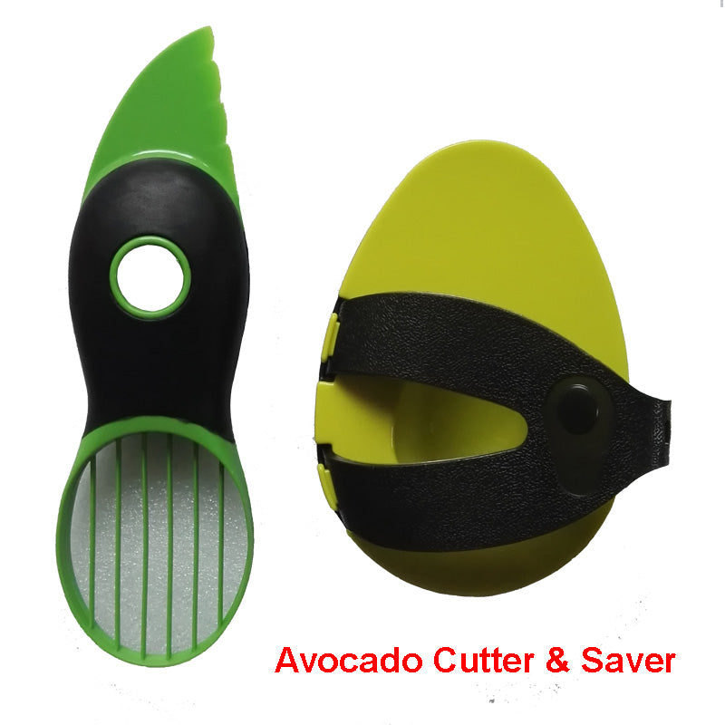 Awesome Avocado Slicer and Cutter 3-in-1