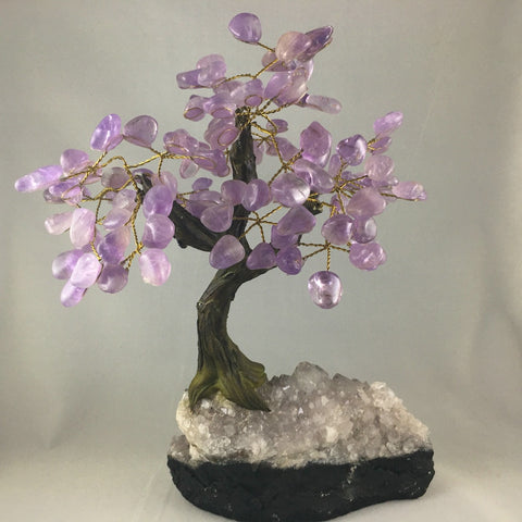EXTRA LARGE BONSAI GEMSTONE TREE