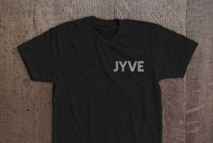 Jyve Pocket Logo Tee [Charcoal Heather]