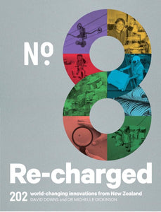 No.8 Re-charged - Hardback