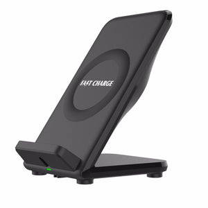 Wireless Mobile phone Charging dock for Samsung Galaxy and Notes. Fast Charging with Cooling Fan.
