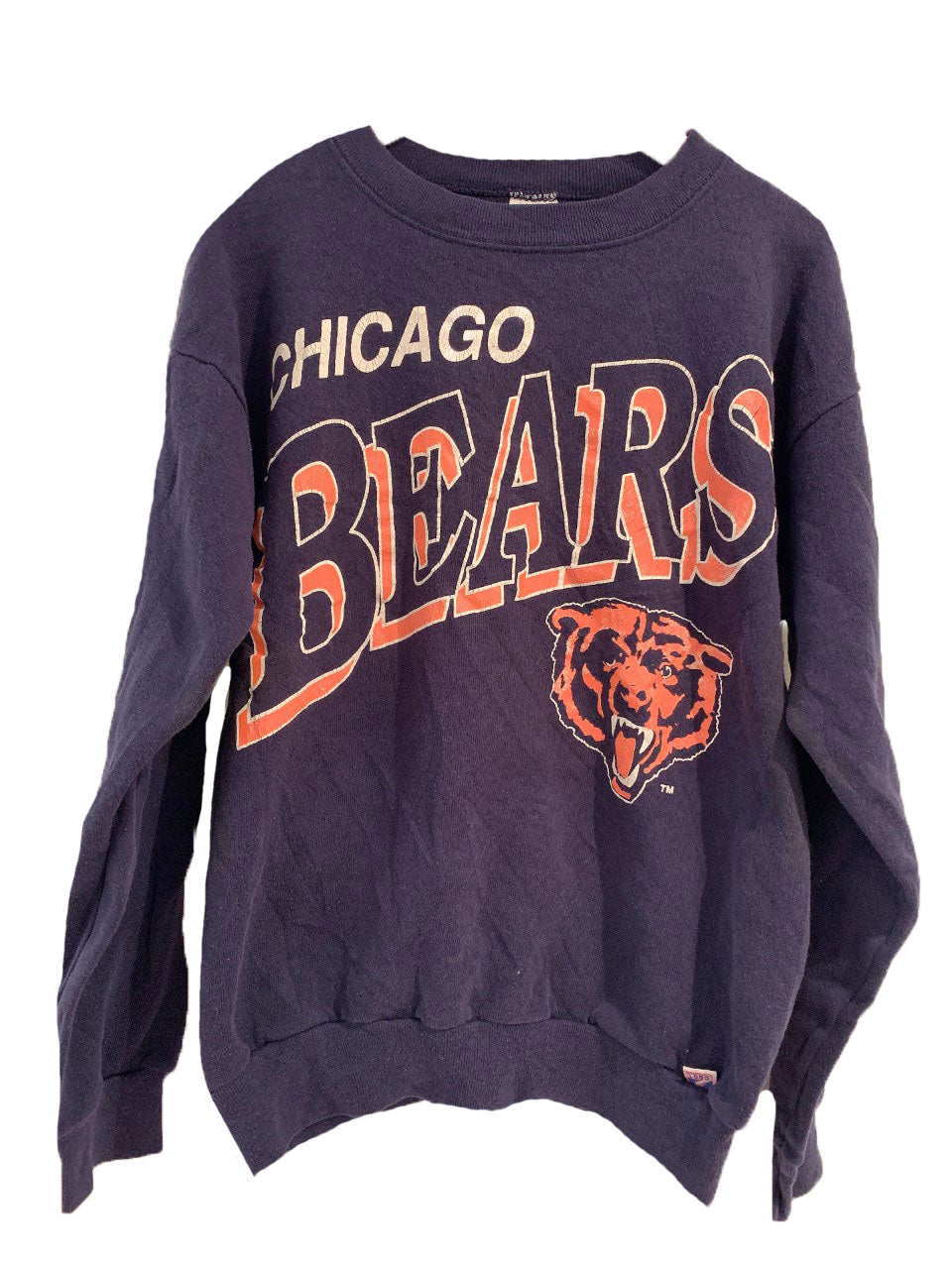 Chicago Bears crew