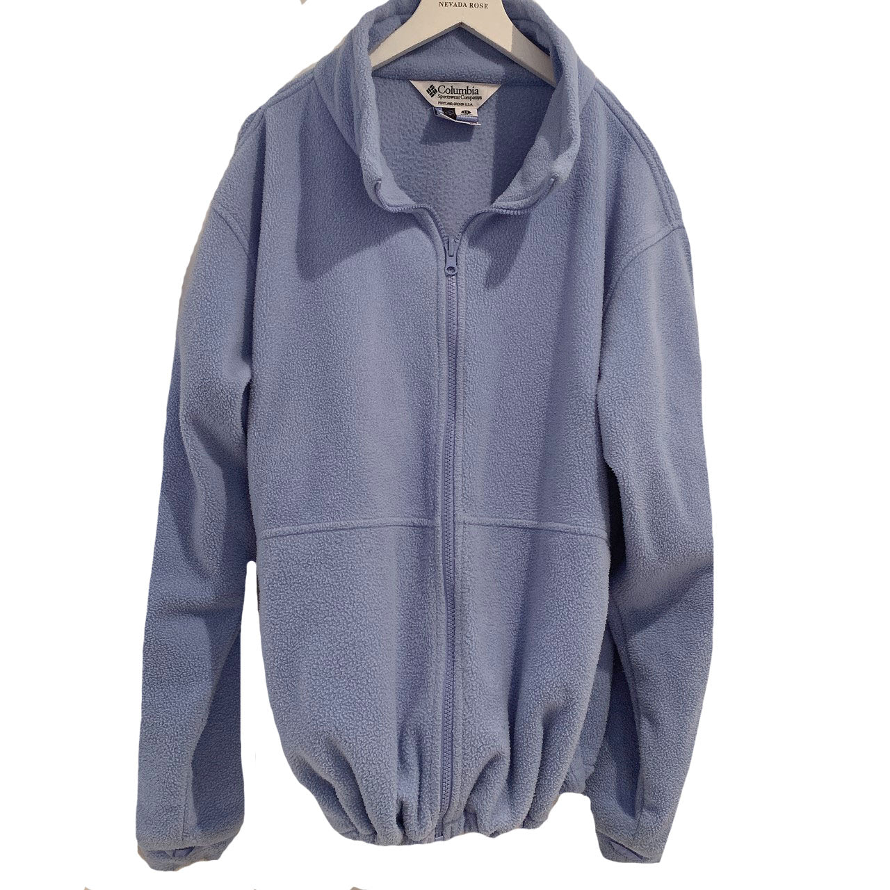 Columbia lilac fleece