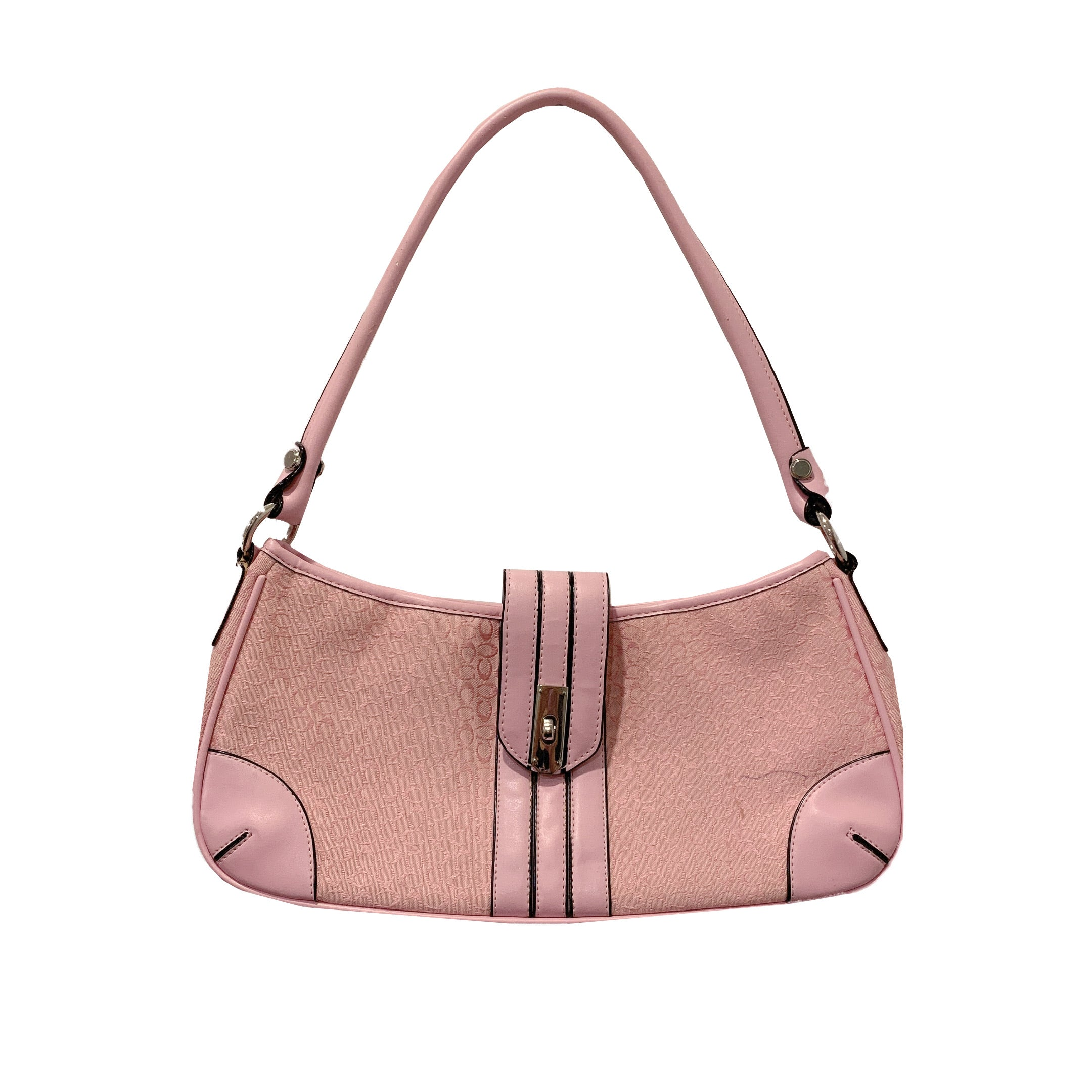 RESORT SS21- Baby pink coach