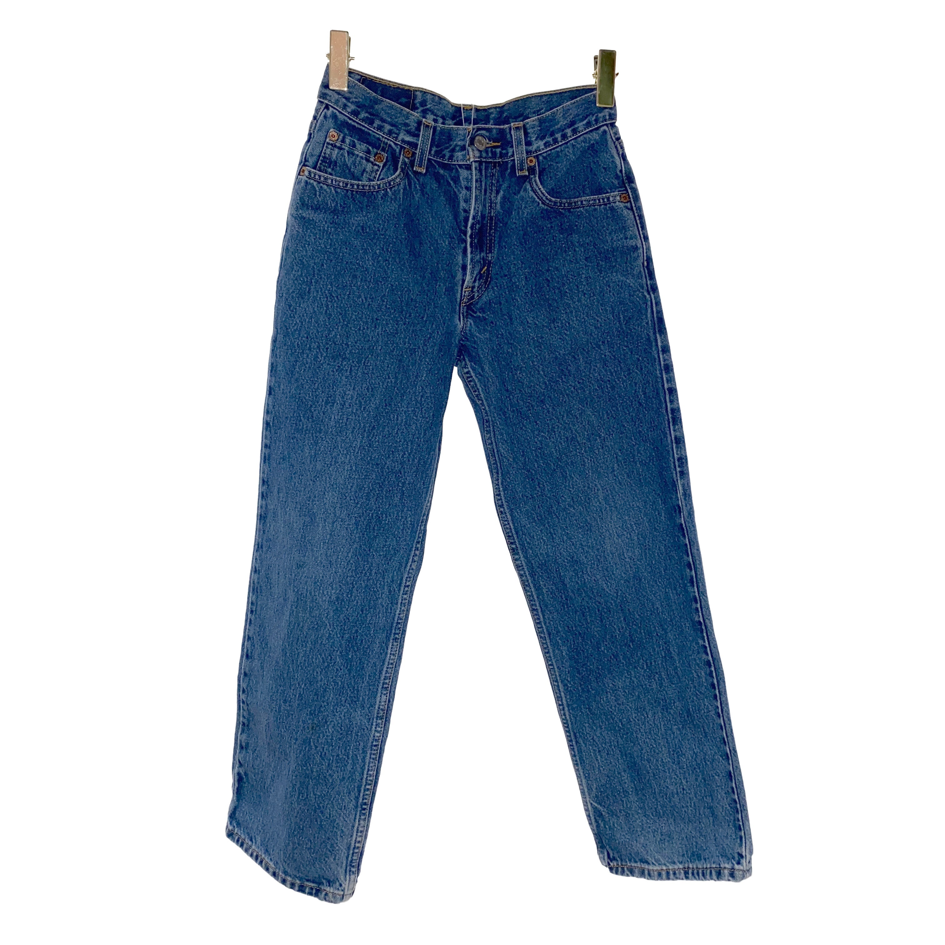 Levi's 550 relaxed straight leg