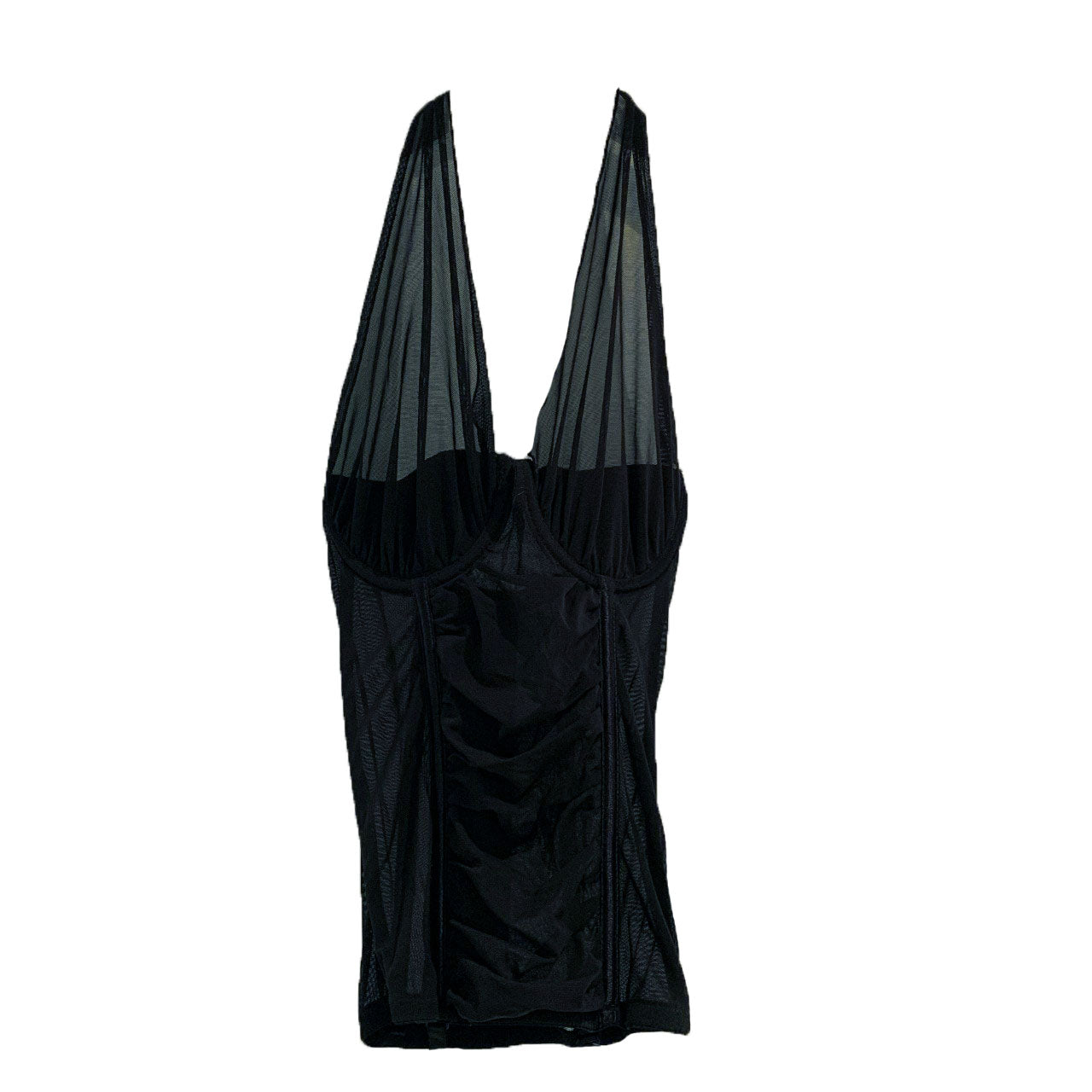 Heartless sheer halter