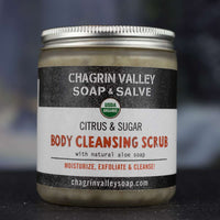 Citrus & Sugar Cleansing Scrub