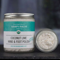 Coconut Lime Hand & Foot Polish