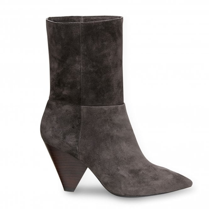 Ash Doll Mid Calf Suede Boots