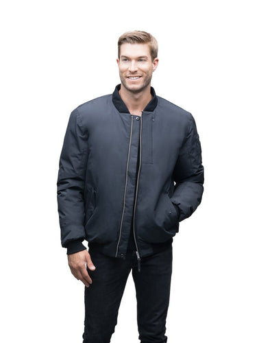 Nobis - Alpha Men's Flight Bomber Jacket