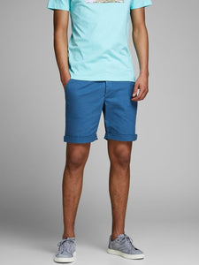Jack Jones Chino Shorts Blue