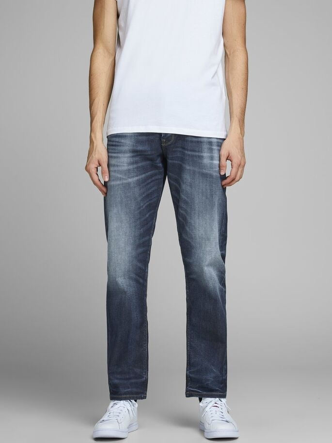 Jack & Jones Chris Loose Jeans jj halo jj 188