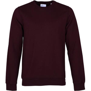 Colorful Standard - Classic Organic Crew - Oxblood Red