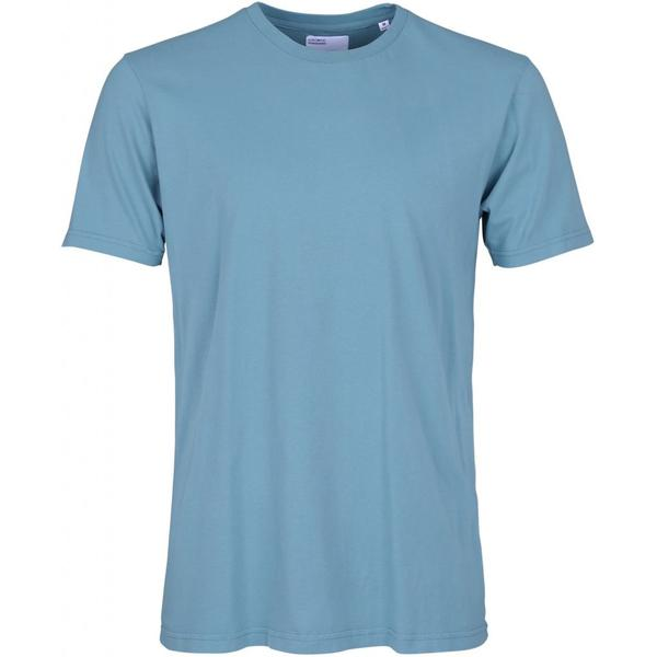 Colorful Standard - Classic Organic Tee - Stone Blue