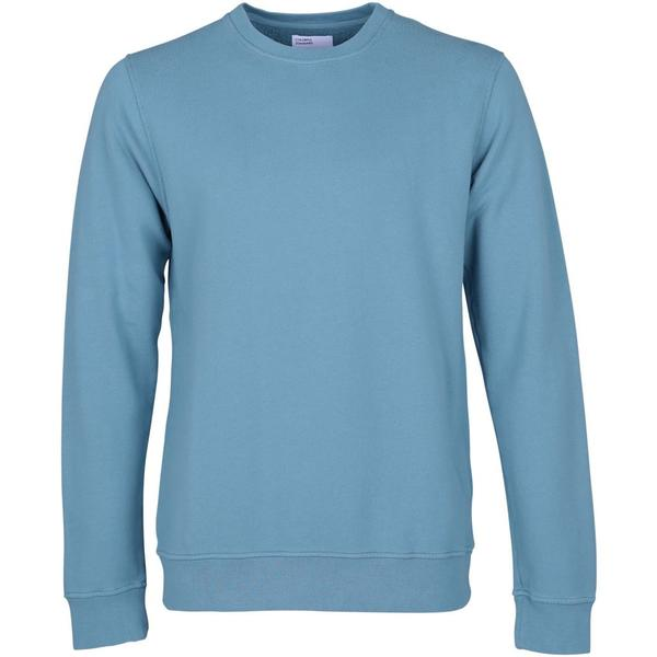 Colorful Standard - Classic Organic Crew - Stone Blue