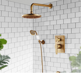 Brass Shower Unit with hand Shower #20161