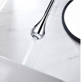 Teardrop Chrome Basin or Bath Mixer #20215
