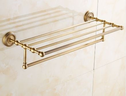 Brass Towel Rail #201821