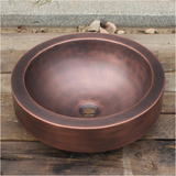Vintage Copper Basin #201760