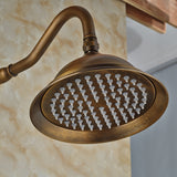 Brass Antique Wall Mounted Shower #20174