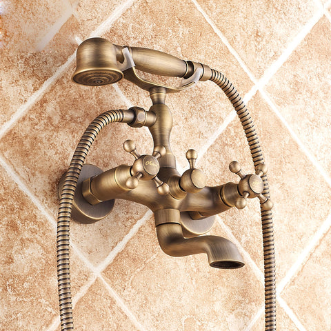 Brass Bath Mixer #20175