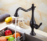 High Oil Rubbed Kitchen or Basin Mixer #201785