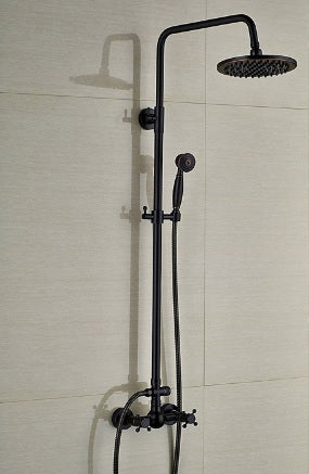 Wall Mounted Shower - Oil Rubbed Black #201718