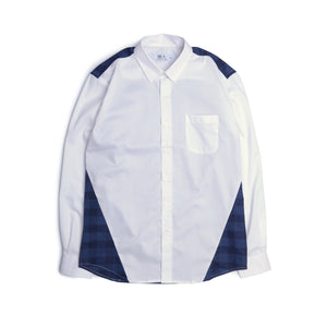 Banquet Long Sleeve Shirt - Navy