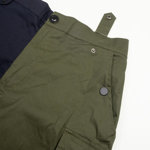 Pockets Shorts - 2tone