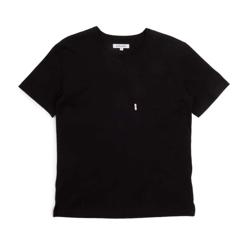 Pockets Tee - black