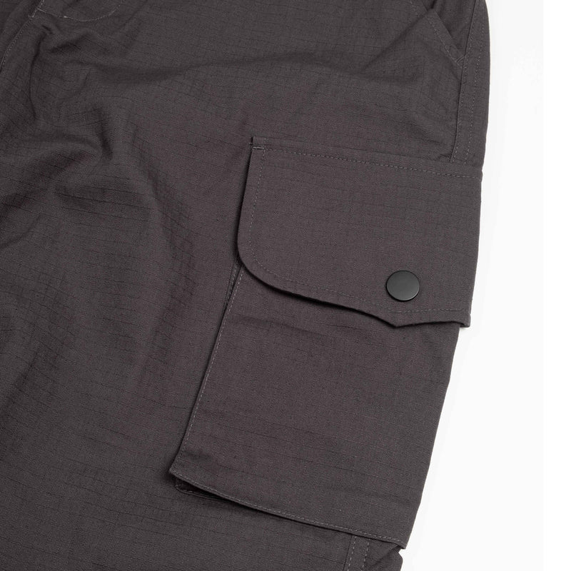 Cargo Pants Ripstop- dark grey