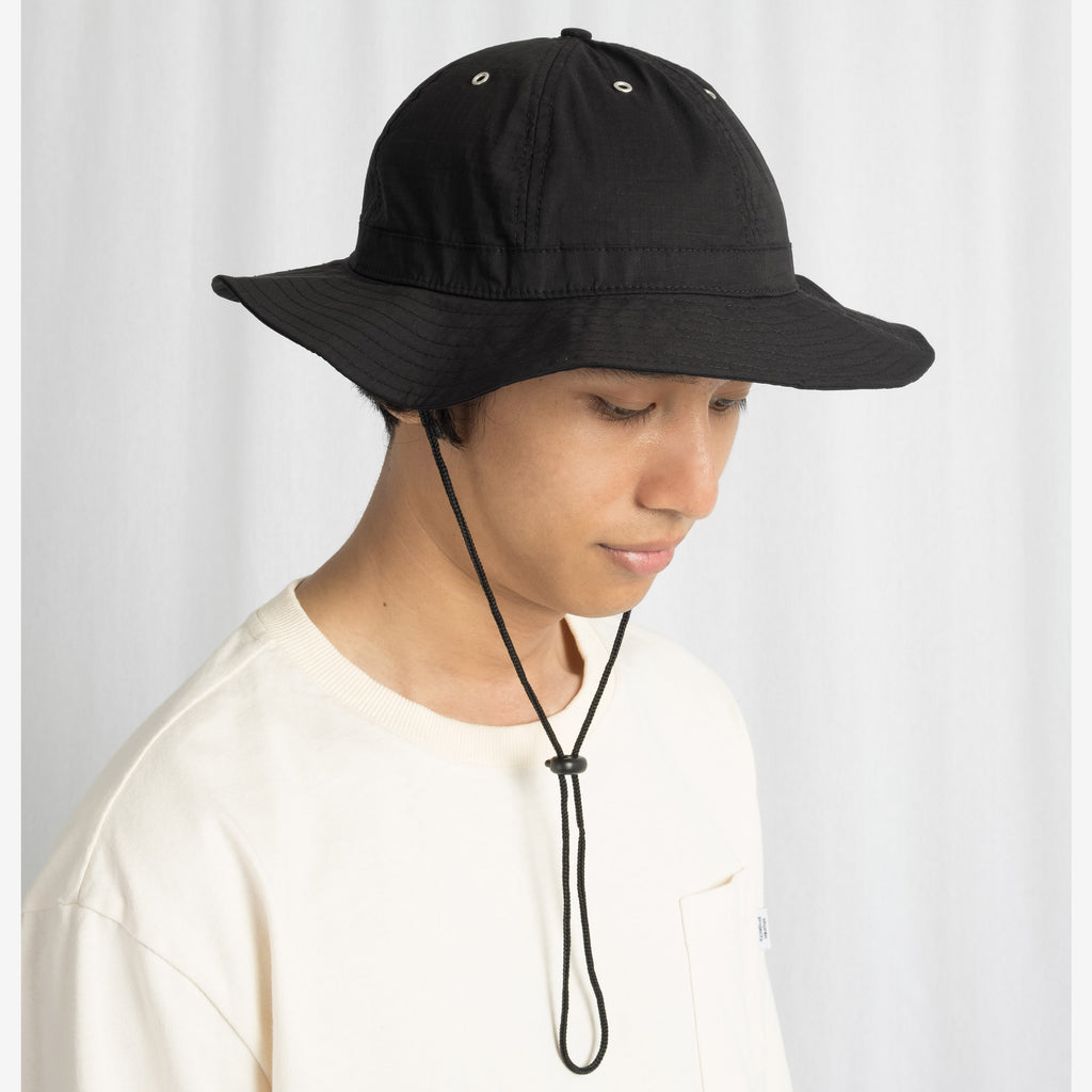 Hunter Hat - black