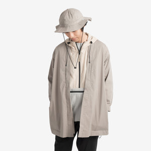 Noragi Coat - grey
