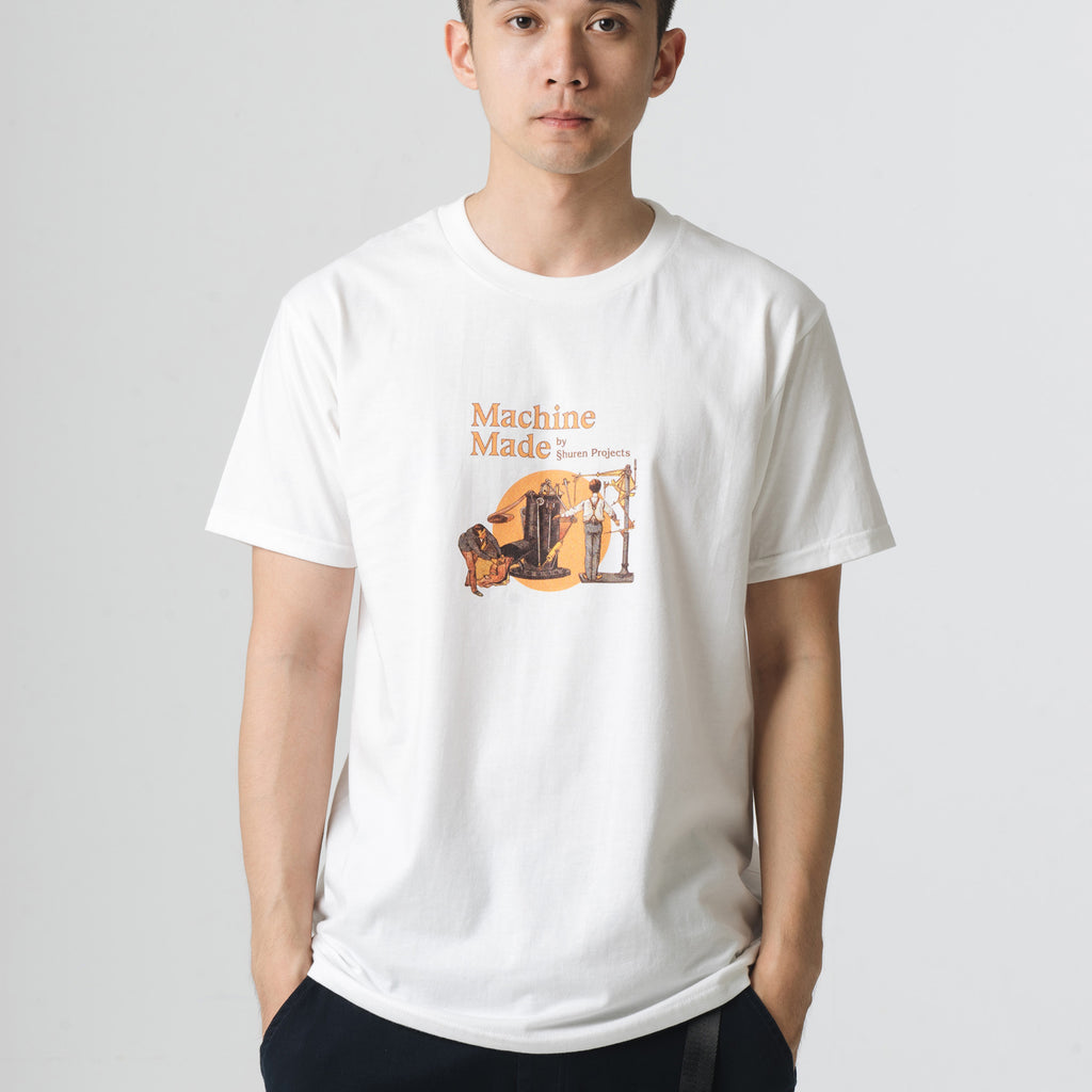 Machine Made Tee